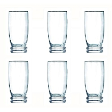 Luminarc Cortina Highball Tumbler Set 330 ml Drinking Glass - Set of 6