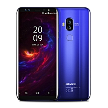 """S8 4GB RAM 64GB ROM 5.7""""HD+ Android 7.0 4G LTE Smartphone Blue"""