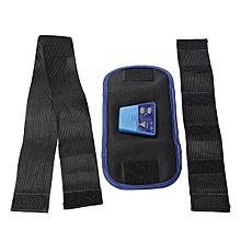 AB Gymnic Electronic Muscle Arm leg Waist Abdominal Massage Toning Belt Slim Fit