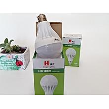3pcs 3W 12W LED bulb 170V~250V E27 lamp day light-White