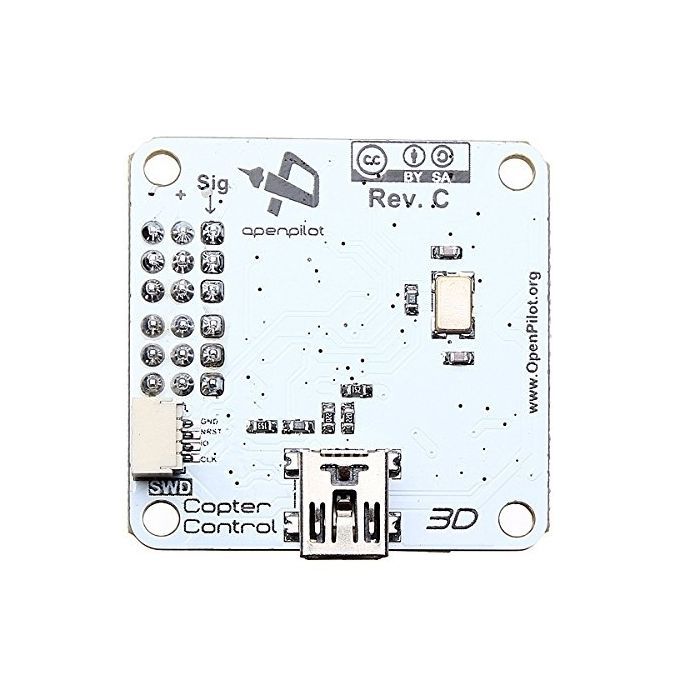 generic openpilot cc3d flight controller stm32 32
