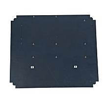 6 GPU Open Air Mining Case Computer ETH Miner Frame Rig 6x Fan & Temp Monitor-black & White