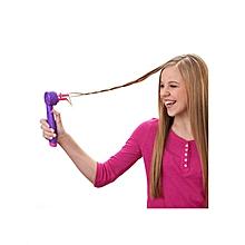 Electronic Twist Braid Maker Hair Braider