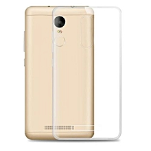 0.3mm Clear Rubber Soft TPU Cover Case For Xiaomi Redmi Hongmi Note 3