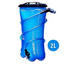 AONIJIE 1.5L 2L Drinking Water Bladder Bag Sports Folding TPU Hydration Pack For Running Climbing
