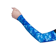Sun Protection UV Outdoor Sport Hiking Cycling Arm Sleeve Cover Cuff-Array