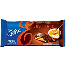Dark Chocolate Crm Brule 100 G