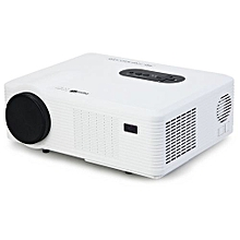 CL720D LED Projector 3000LM 1280 X 800 Native Resolution With Digital TV Interface Support HDMI USB VGA AV Input