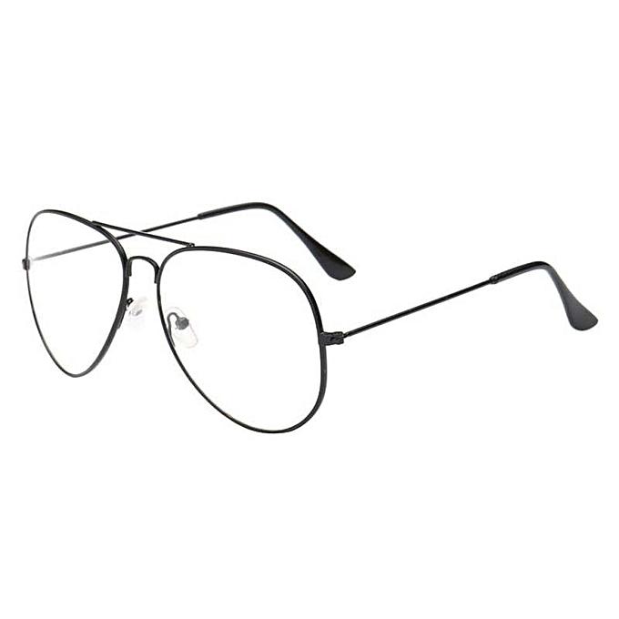 New Winleworld Men Women Clear Lens Glasses Metal Spectacle Frame Myopia  Eyeglasses Lunette Fe d7b5798045ee