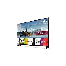 "49"" 4K UHD SMART TV 49UJ634V - Black"