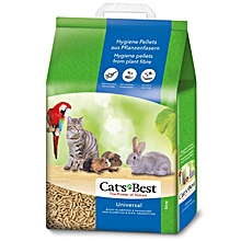 CATS BEST Universal - 100% BioDegradable Organic Non-Clumping Cat and Kitten litter from GERMANY