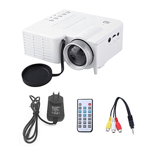 X7 Home Cinema Theater Multimedia Led Lcd Projector Hd: Buy Generic OR UC28A Mini Portable LED Projector 1080P
