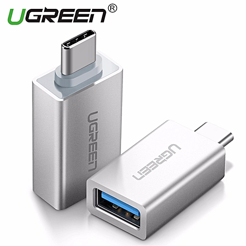 UGREEN Type C Adapter Type-C to USB 3 0 OTG Cable Adapter Type C Converter  for Xiaomi 5 6 Samsung S8 Note 8 Huawei Mate9 Mate10 P9 Oneplus 5 USB C OTG