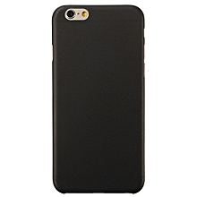 0.3mm Thin Matte Hard Back Case Cover Skin  for iPhone 6/6S 4.7'' Black