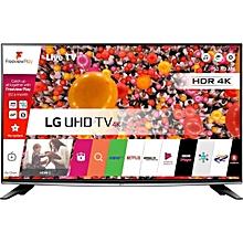 LG 58UH635V 58 Inch Smart 4K Ultra HD HDR LED TV web os