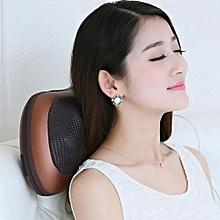 Home & car Shiatsu Massage Pillow Automobiles Home Dual-use Infrared Heating Massager
