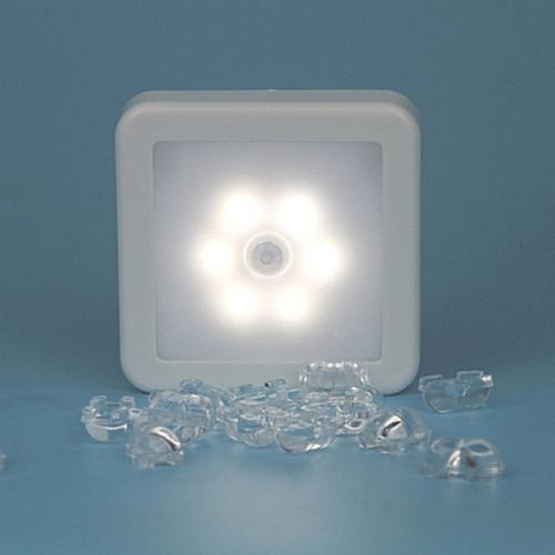 Led Lamps Sporting Infrared Body Sensor Light Wireless Pir Auto Sensor Lamp Motion Detector Energy Saving Nightlight