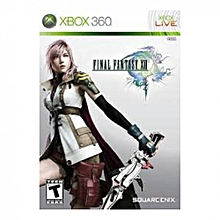 XBOX 360 Game Final Fantasy XIII