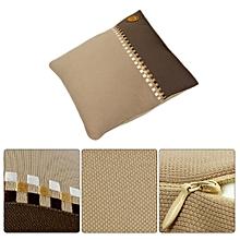 ICAROOM Car Summer Quilt Square Cotton Quilt Breathable Quilt Pillow I-113MC