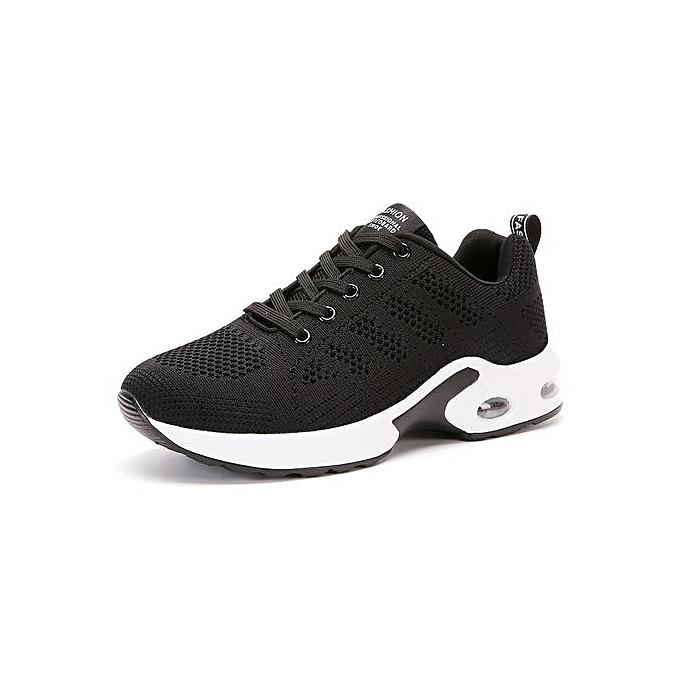 sport Chaussures pour de Daily Mode Air Daily femmes Casual Black Acheter q5xtSwUg