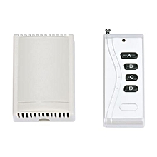 bluerdream-12V 10A 4 Channels Wireless Switch With Remote Control 1000M