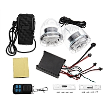 Motorcycle Alarm Sound System Amplifier MP3 Speakers Anti-Theft System+FM+usb/sd-