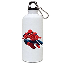 Spiderman branded cartoon water bottle -  minimum order is 1 bottle