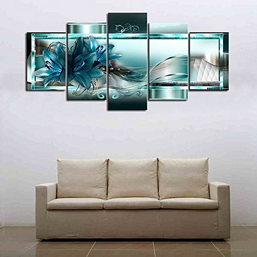 Buy UNIVERSAL Canvas Print Modern Picture Framed Giclee Wall Art ...