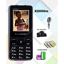 Unlocked 3 SIM mobile phone 4 Band Bluetooth FM big speaker