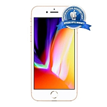 iPhone 8, 256GB (Single SIM) Gold