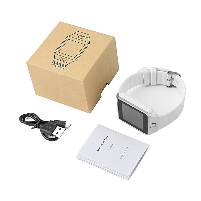 Smart Watch With Camera Bluetooth SIM Card Wrist Watch For IOS & Android