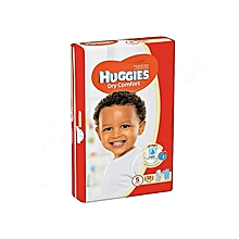 Dry Comfort Diapers, Size 5 (12-22kgs) - 56 Diapers