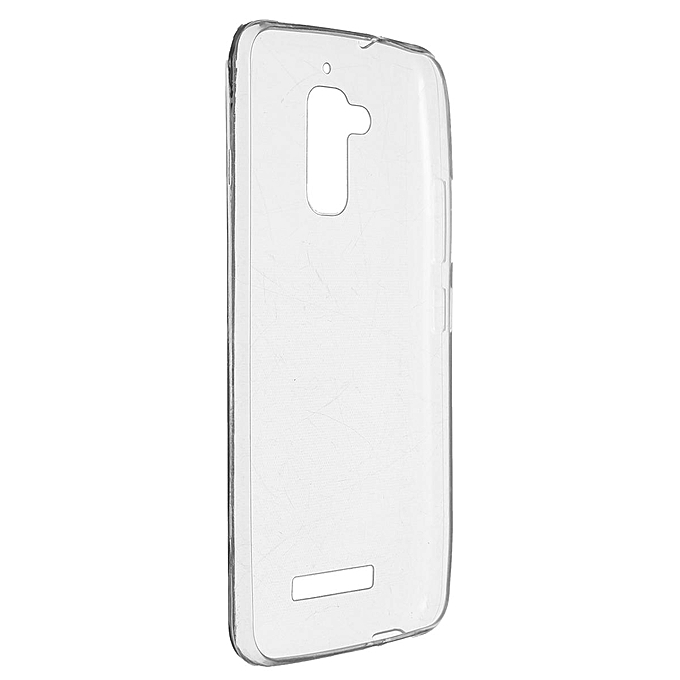 Softcase Silicon Jelly Case List Shining Chrome For Asus Zenfone Go Source · 5 5 Inch