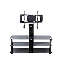 Best Modern TV Stand Model W/Bracket - CG - 209B -  Black