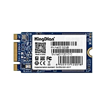 KingDian M.2 NGFF M.2 2242 2280 Solid State Drive Disk For Desktop PCs And MacPro (N400 32GB 42mm)