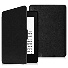 Slimshell Case for Kindle Paperwhite - PU Leather with Auto Sleep/Wake