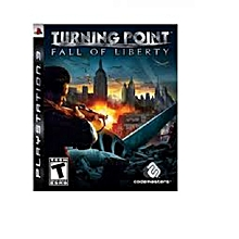 PS3 GameTurning Point Fall Of Liberty