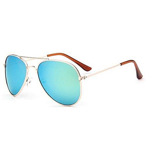 9af21064bd Fashion 2016 Fashion New Design Children Kids Sunglasses Protection Sun  Glasses For Children Baby Girl Boys(Sky Blue)