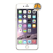 iPhone 6 - 64GB - 1GB RAM - 8MP - Single SIM - 4G LTE - Gold.