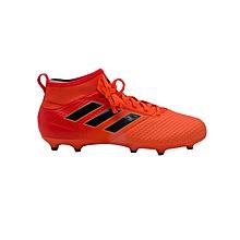 F/Ball Boots Ace 17.3 Fg Moulded Snr- S77065flo Orange/Black- 6