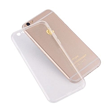 TPU Ultra Slim Silicone Crystal Transparent Soft Case For IPhone (Clear)