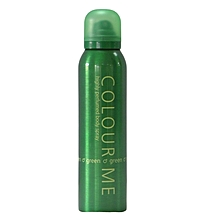 Green Body Spray For Men – 150ml