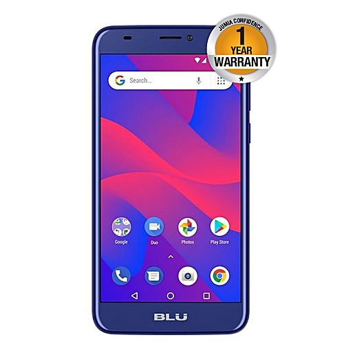 "C6 - 5.5""  16GB Internal- 1GB RAM -(Dual Sim)  Navy Blue"