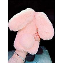 iPhone 8/8 Plus/7/7 Plus/6S/6S Plus/6/6 Plus Phone Cover Soft Silicone Cute Rabbit Phone Case____IPHONE 6/6S____pink