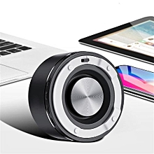 Wireless Bluetooth Audio Card Mini Mobile Computer Speaker Home Outdoor Portable Bass Cannon