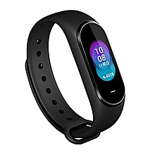 "XIAOMI Hey+ B1800 0.95"" AMOLED Color Screen 5ATM Waterproof Heart Rate Monitor Smart Watch miband"