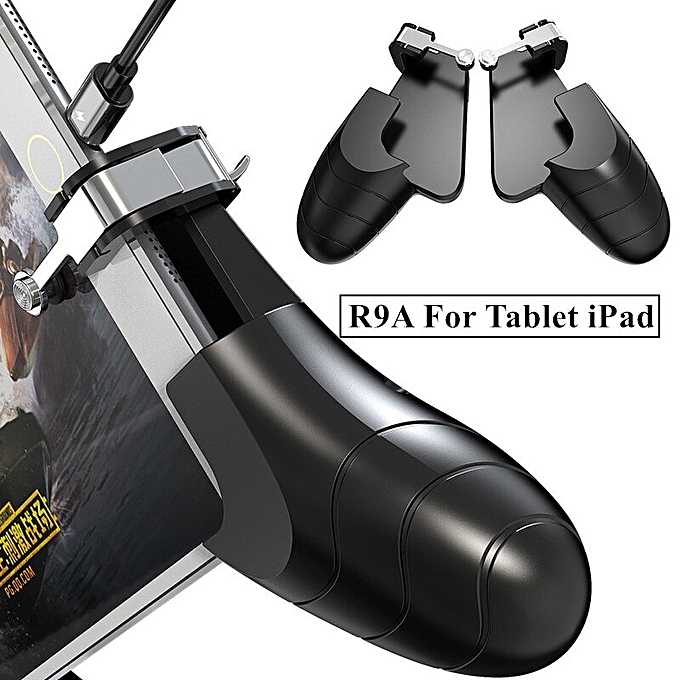 For PUBG FPS Mobile Game Controller Handle Gamepad Holder Joystick With  L1R1 Trigger Fire Shooter Button Aim Key For iPad DNSHOP