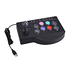 PXN-0082 Controller Premium Wired Black Rocker Console Arcade Arcade Game Video Game