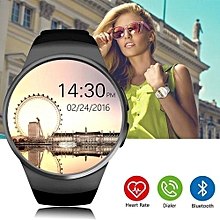 KW18 Bluetooth Smart Watch Full Screen Support SIM TF Card Smartwatch Heart Rate Monitor for iOS Andriod