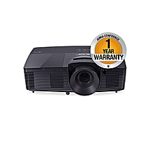 X118H 3600-Lumen SVGA DLP Projector